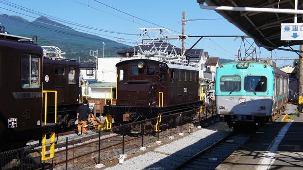 岳南電車 7001