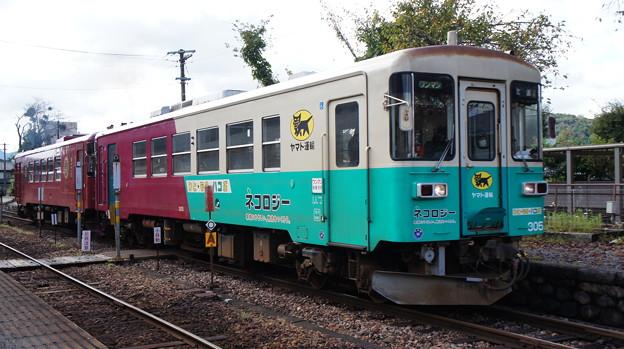 長良川鉄道 ナガラ300形 305