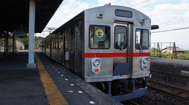 養老鉄道 7700系 TQ01