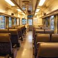 若桜鉄道 WT3301 車内