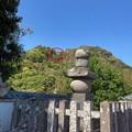 榊原照久の墓塔