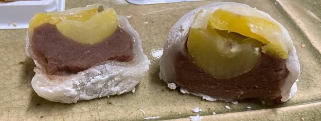 Photos: 笹屋伊織の栗餅