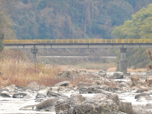 庄内川に架かる玉埜(たまの)橋 - 3
