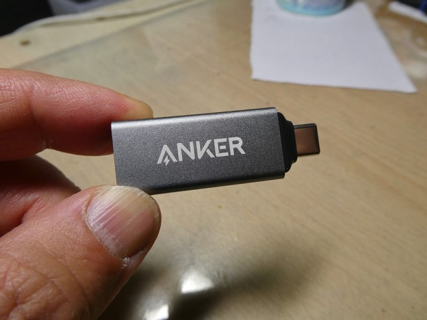 Photos: Anker USB-C 2-in-1 Card Reader - 3