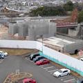 Photos: 桃花台線の桃花台東駅解体撤去工事(2021年3月4日):残りの部分の撤去も開始 - 6