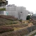 Photos: 桃花台線の桃花台東駅解体撤去工事(2021年3月4日):残りの部分の撤去も開始 - 13