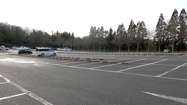 愛知県森林公園 第二駐車場 - 2