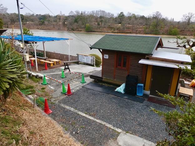 大道平池 - 9:ボート乗り場