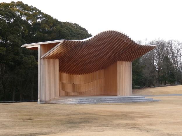愛知県森林公園 芝生広場 - 8:お野立所