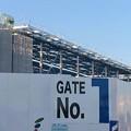 建設工事中の旧・ザ・モール春日井跡地(2021年3月22日) - 3