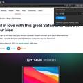 Vivaldi snapshot 3.7の翻訳機能 - 1