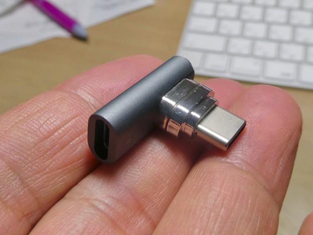 Macbook Air・ProをMagsafe化できる「Sisyphy Magsafe 磁気 マグネット USB-Cアダプター(9ピン)」 - 3