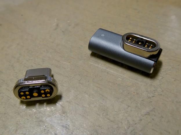 Macbook Air・ProをMagsafe化できる「Sisyphy Magsafe 磁気 マグネット USB-Cアダプター(9ピン)」 - 4