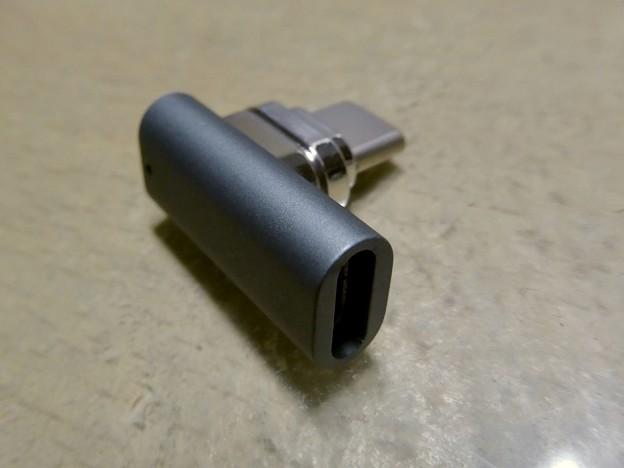 Macbook Air・ProをMagsafe化できる「Sisyphy Magsafe 磁気 マグネット USB-Cアダプター(9ピン)」 - 2