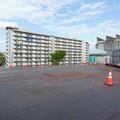 解体工事中の旧・桃花台東駅(2021年4月18日) - 8