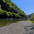 愛岐トンネル群 2021 春の一般公開 - 58:庄内川沿いの河川敷