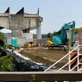 Photos: 解体工事中の旧・桃花台線桃花台東駅(2021年5月10日撮影) - 4