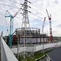 建設中のリニア中央新幹線 神領非常口(2021年5月10日) - 1