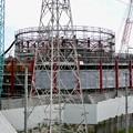 建設中のリニア中央新幹線 神領非常口(2021年5月10日) - 2