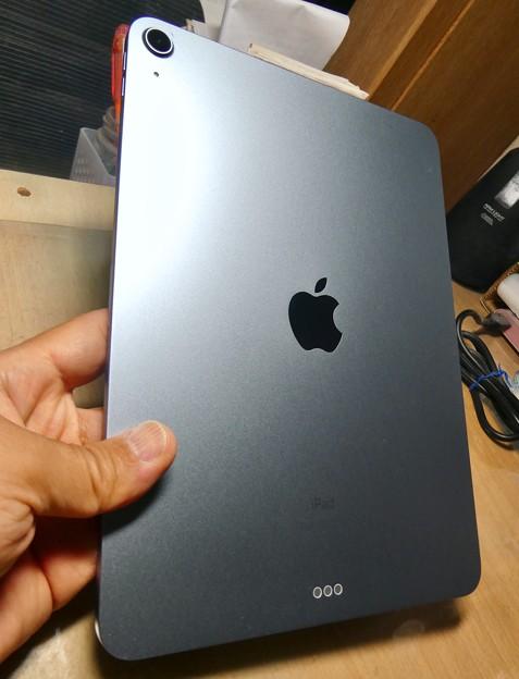 iPad Air(第4世代) - 6:本体背面