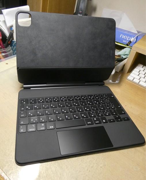 iPad用Magic Keyboard - 7:本体