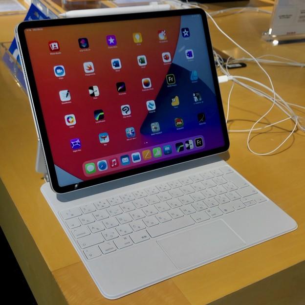 Mini LED搭載のiPad Pro 12