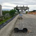 Photos: 解体工事中の桃花台線桃花台東駅(2021年5月22日撮影) - 8