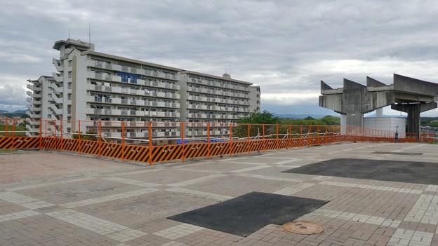 Photos: 解体工事中の桃花台線桃花台東駅(2021年5月22日撮影) - 13