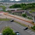 解体工事中の桃花台線桃花台東駅(2021年5月22日撮影) - 17