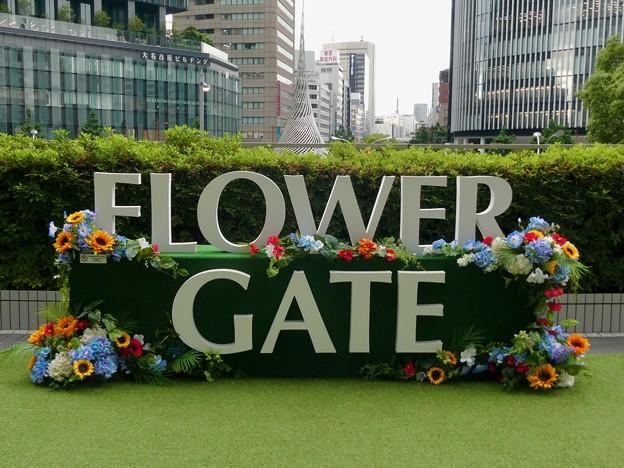 セントラルタワーズ:Flower Gate - 3
