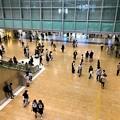割りと閑散としてた名古屋駅コンコース金の時計広場(2021年5月22日)