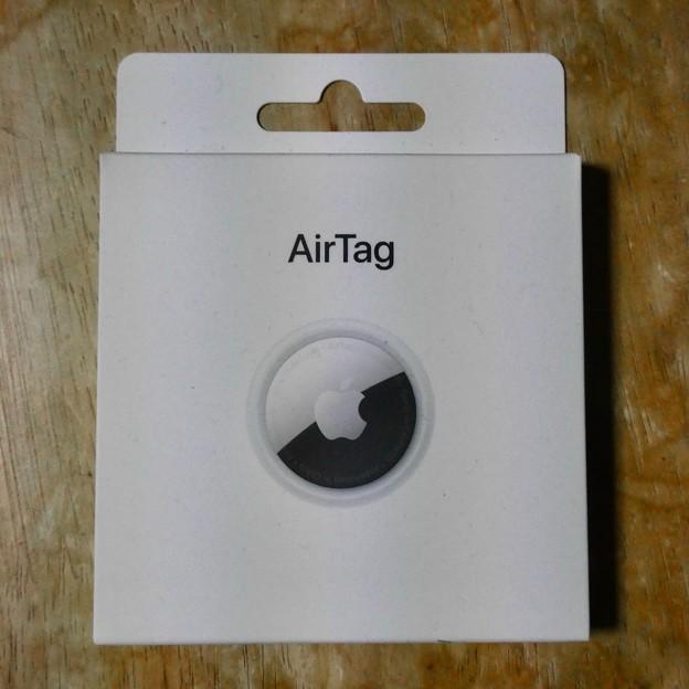 Airtag - 1:箱