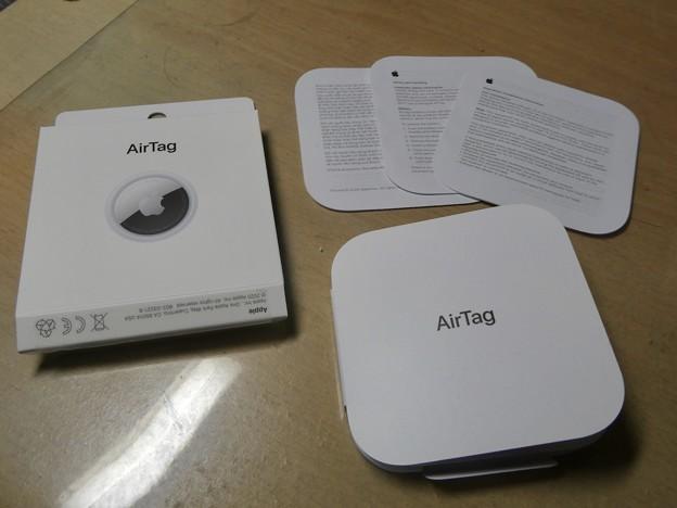 Airtag - 4:箱と中身