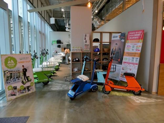 Digital Mobiliti GOGO!シェア(かすがいGOGOのシェアバイク)事務所 - 1
