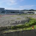 ジブリパーク建設に向けて工事が進む愛・地球博記念公園(2021年7月17日) - 7