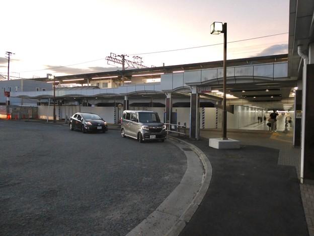 改装工事中?な高蔵寺駅(2021年7月17日) - 1