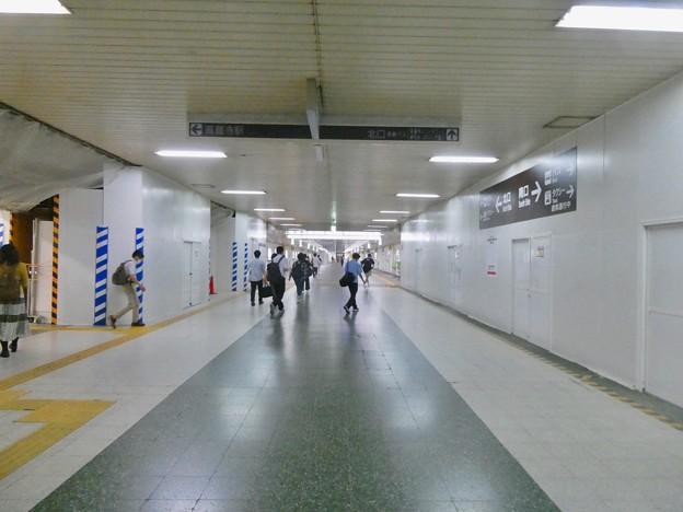 改装工事中?な高蔵寺駅(2021年7月17日) - 5