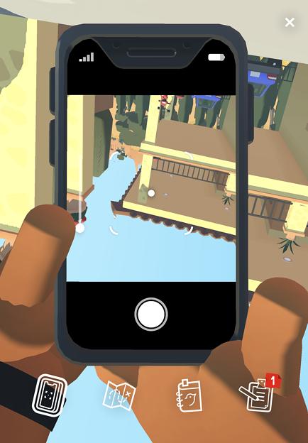 Apple Arcade「アルバ」:スマホ構えると天地逆転してしまう不具合