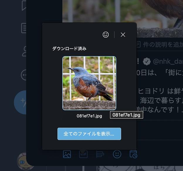 Opera 79:ダウンロードした画像を素早く投稿可能 - 2