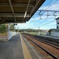 名鉄広見線 富岡前駅 - 2