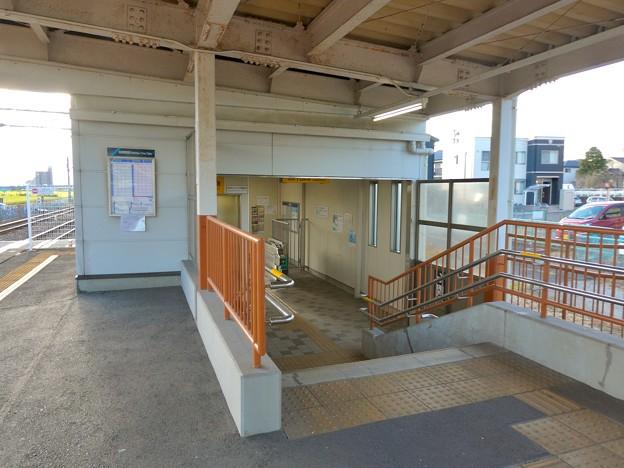 名鉄広見線 富岡前駅 - 3