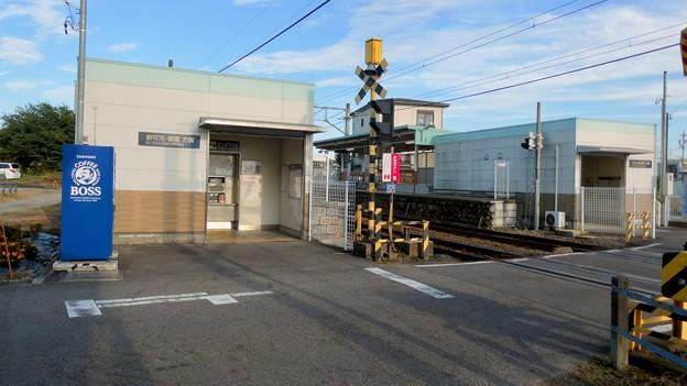 名鉄広見線 富岡前駅 - 4