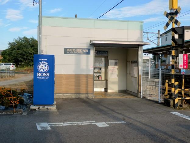 名鉄広見線 富岡前駅 - 5