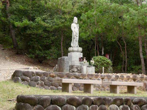 日本ラインうぬまの森:平和観音 - 2