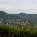 日本ラインうぬまの森:展望台手前から見た大平山と継鹿尾山 - 3