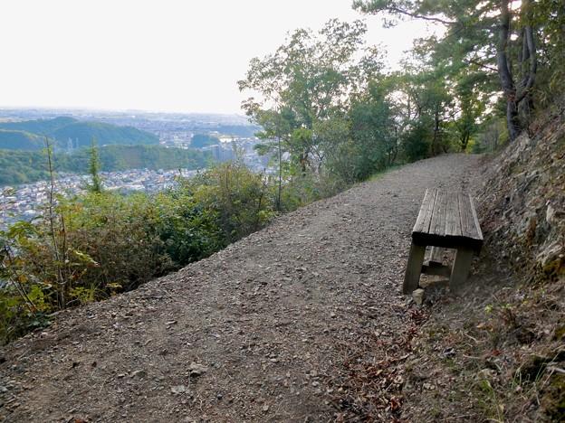 日本ラインうぬまの森:眺望の道 - 6(展望スペース)
