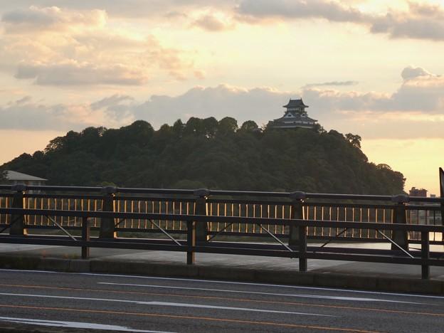 犬山橋から見た景色 - 1:犬山城