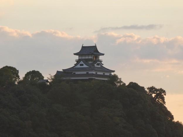 犬山橋から見た景色 - 2:犬山城