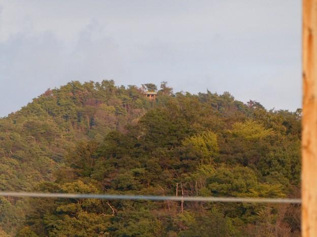 犬山橋から見た景色 - 6:継鹿尾山の展望台