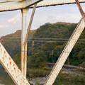 犬山橋から見た景色 - 11:継鹿尾山
